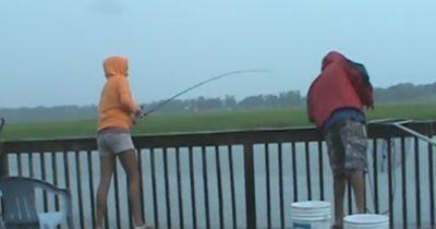 Diese Angler erlebten eine echte Überraschung!
