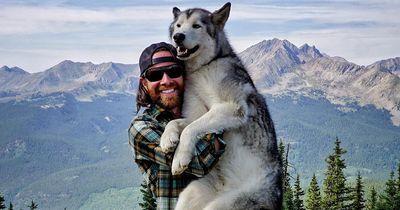 """""""Ich nehme meinen Hund mit auf jedes Abenteuer, weil ich es hasse, wenn Tiere eingesperrt sind!"""""""