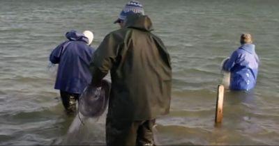 Diese Fischer bekommen unerwartete Hilfe