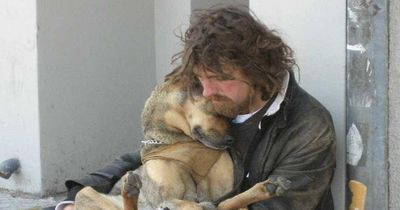 Hunde brauchen kein Geld zum glücklich werden...