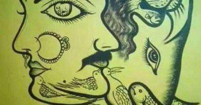 Viraler Hit: Finde den Hasen im Bild!