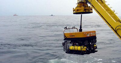 Ein furchterregender Fisch wurde in den Tiefen des Meeres entdeckt!