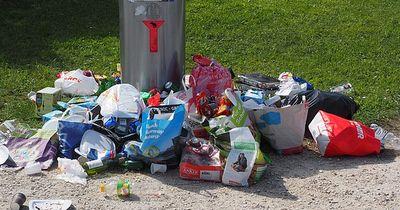 Der Inhalt dieses Müllsacks lässt niemanden ungerührt!