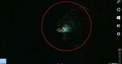 Auf Google Earth wurde ein gigantisches Meeresmonster entdeckt