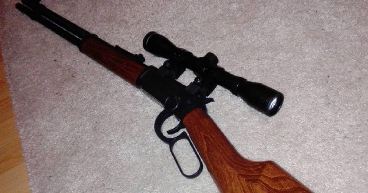 Luftgewehr Im Garten Strafe