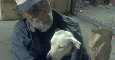 Dieser sterbende Obdachlose hatte einen letzten Wunsch