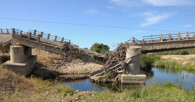 Schwere Überschwemmung in Australien spülen Unglaubliches an Land
