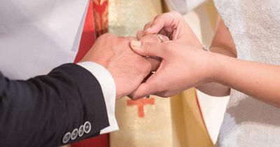 Irrer Hochzeitstrend