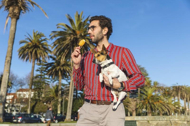 Du solltest deinen Hund nicht überall mithinnehmen, zu viel trubel kann auch kein Hund ausstehen